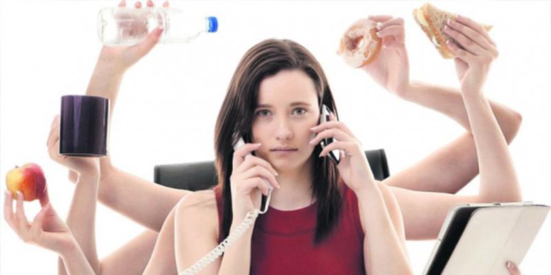 Las mujeres no son mejores en la multitarea que los hombres