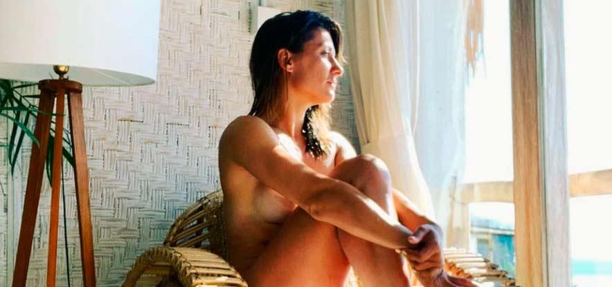 El desnudo integral de Nagore Robles que ha producido más de una 'taquicardia'