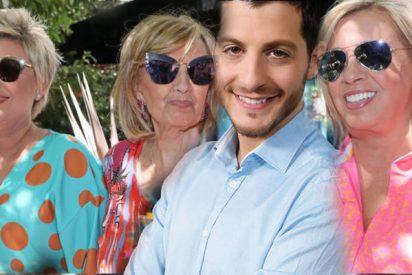 Este periodista de Mediaset 'aniquila' a Las Campos con una grabación denigrante