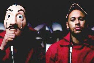 'La Casa de papel' da el campanazo y ficha a Neymar para varios episodios