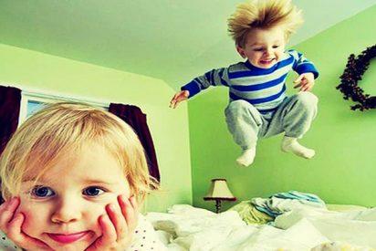 ¿Tienes en casa niños inquietos? ¡Con este ejercicio de respiración los calmarás mucho mejor!