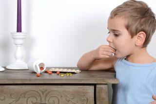 Ojo con las medicinas del abuelo.... son causa frecuente de intoxicaciones en niños