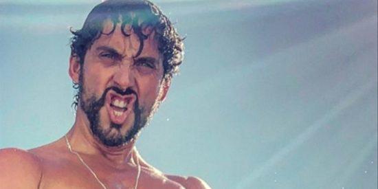 Paco León se cabrea como un mono peludo porque Instagram 'censura' su último desnudo