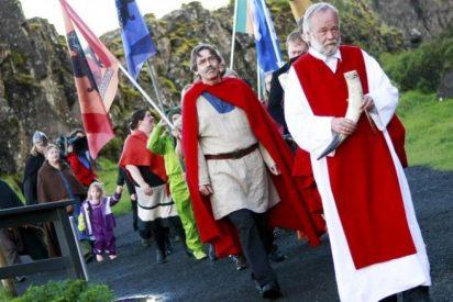 La ancestral religión vikinga cobra importancia en Islandia