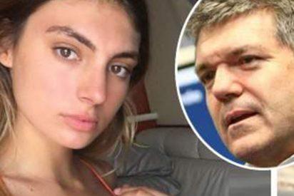 Paulina, la hija de Villalonga y Adriana Abascal, presume de cuerpazo