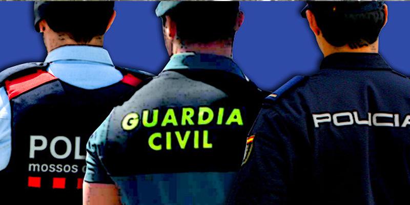 La equiparación salarial que no aceptan guardias civiles y policía se puede resumir en estos nueve puntos