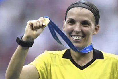 Por primera vez en la historia una mujer arbitrará la Supercopa de Europa