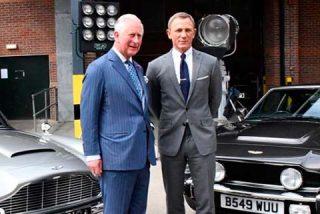 El príncipe Carlos podría hacer un cameo en 'Bond 25'