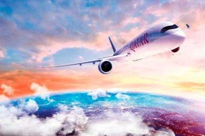 Aviación comercial: Qatar Airways regala 100.000 billetes a sanitarios