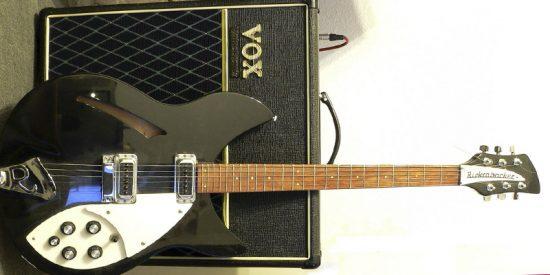 ¿Sabías que la Rickenbacker; es una de las marcas más antiguas de guitarra eléctrica?