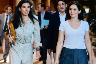 VOX da por fin el visto bueno al pacto PP-Cs y hará a Isabel Ayuso presidenta de la Comunidad de Madrid