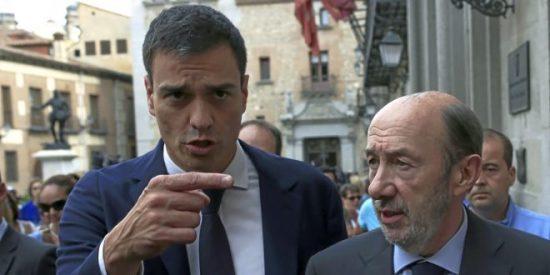 Pedro Sánchez recibe el mayor palo desde que llegó a Moncloa: filtran el brutal apodo que le puso Rubalcaba