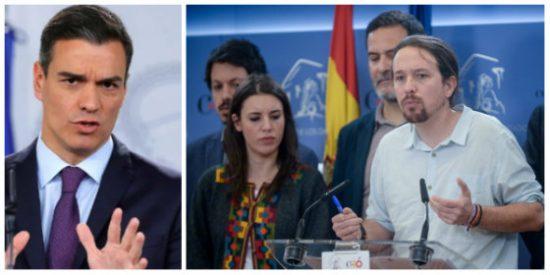 Pedro Sánchez se lleva una macedonia de zascas en Twitter por hacerse el simpático con los 'marqueses de Galapagar'