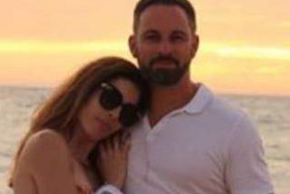 El romántico verano de Santiago Abascal y Lidia Bedman: entre Irlanda y Cádiz