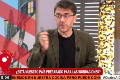 El caniche de Maduro, que se burló de los muertos por listeriosis, ahora llama 'terroristas' a los que niegan el cambio climático