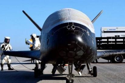 El misterioso X-37B, el avión que acaba de romper el récord de más de 700 días rodeando la Tierra