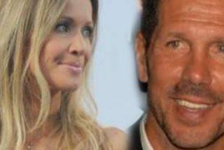 Simeone paga 500 euros para bailar la conga con la mujer de Antonio Banderas
