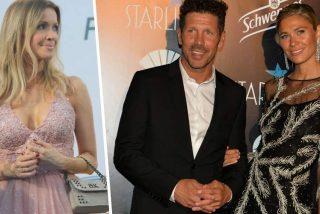 El 'Cholo' Simeone paga 500 euros para bailar la conga con la mujer de Antonio Banderas