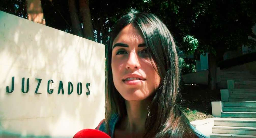 La impresentable chulería y amenazas de Sofia Suescun y Kiko Jiménez a los policías en Marbella