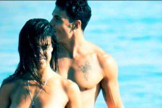 Sofía Suescun con sus 'pamplonícas' al aire antes de su incidente con la policía de Marbella