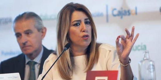 La Junta de Andalucía busca frenéticamente 8.000 millones 'extraviados' por la socialista Susana Díaz