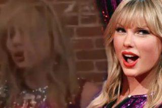 El vídeo de Taylor Swift bailando 'borracha' se ha hecho viral