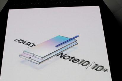 Todo lo que tienes que saber sobre el nuevo Samsung Galaxy Note 10, apto para 5G
