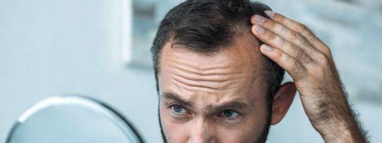 Prevención contra la pérdida de cabello.