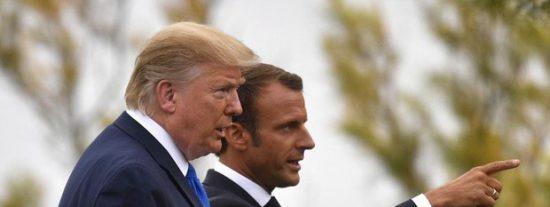 El 'suicidio' de la guerra comercial global y el Brexit marcan el G-7
