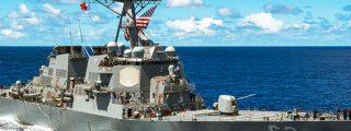 ¿Sabes por qué la Marina de Estados Unidos va a desechar las modernas pantallas táctiles de sus buques para reinstalar timones?
