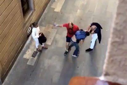 """El sector turístico se harta de la """"dejadez"""" y exige a la okupa Colau actuar con la inseguridad en Barcelona"""
