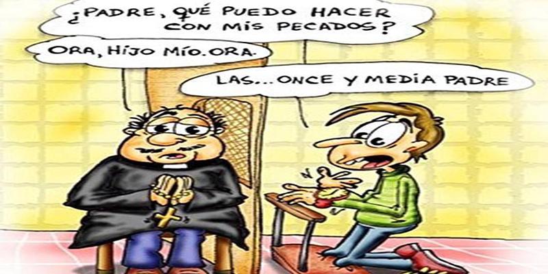 Chiste: el de cura gallego, el catalán y el andaluz y las limosnas