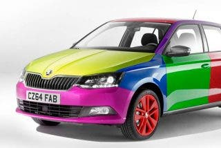 ¿Sabes cuál es el color de coche más elegido en el mundo?