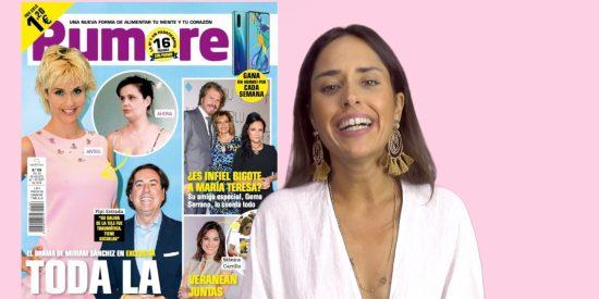 Pipi Estrada cuenta toda la verdad sobre Miriam Sánchez y Gloria Camila ¿comete un delito?