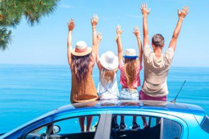Los días que debes evitar viajar este verano según una infografía de la DGT