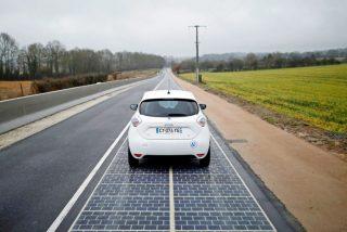 'Wattway', la primera carretera solar del mundo, ha sido un completo fracaso