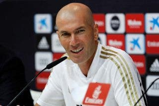 "Zidane sobre su posible despido del Real Madrid: ""Nunca he pensado que sea intocable"""