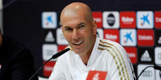 """Zidane sobre su posible despido del Real Madrid: """"Nunca he pensado que sea intocable"""""""
