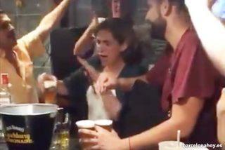 ¿De verdad que la alcaldesa de Barcelona estaba borracha?