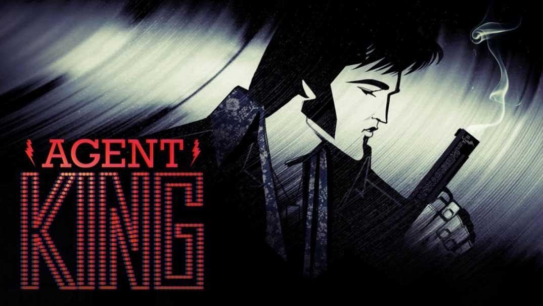 Agent King: la serie animada de Netflix con Elvis Presley como agente secreto