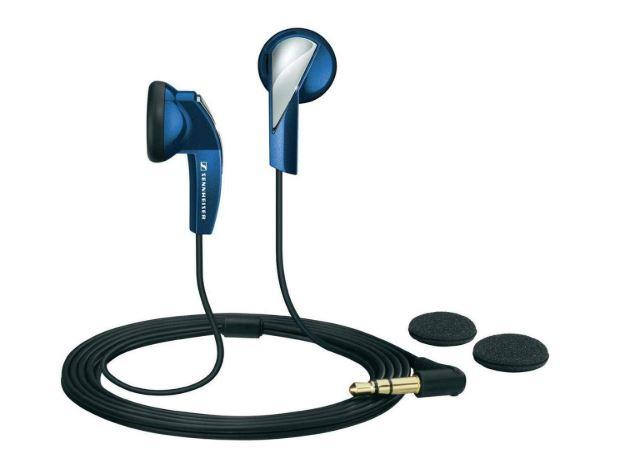 Auriculares de botón Sennheiser MX 365 Blue