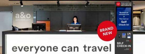 """¿Es posible hacer un """"auto check-in"""" al llegar a un hotel?"""