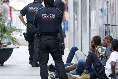 Palo a 'Público Today' por intentar ocultar que Barcelona es un hervidero de delincuencia