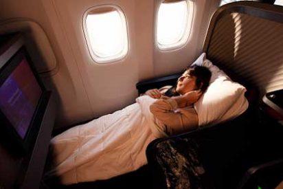 """¿Qué compañía aérea tiene una de las mejores clase """"Premium Business"""" del mundo?"""