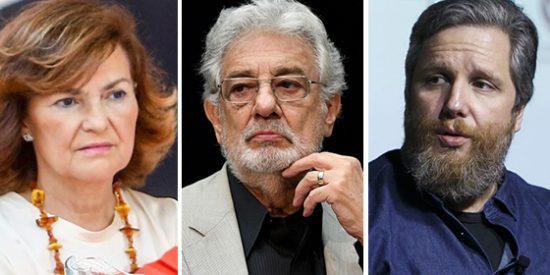 El estacazo definitivo de Gistau al inquisitorial #MeToo por el caso Plácido, y de paso a las bobadas de Carmen Calvo