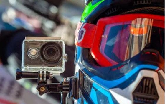 Mejores cámaras para moto 2019