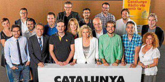 """Los tertulianos de Catalunya Radio cobran un pastizal por ir de víctimas: """"Es difícil dialogar cuando se están violando nuestros derechos"""""""
