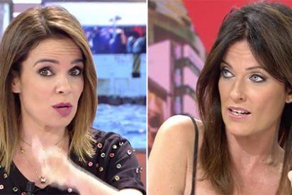 El discurso 'políticamente incorrecto' de Cristina Seguí sobre el Open Arms enmudece a la presentadora Chaparro