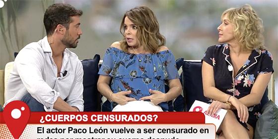 No Le Pidan Más A Carme Chaparro Hay Gente Que Tiene El Vello