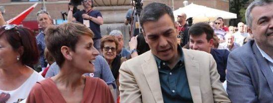Sánchez 'le pega el tiro de gracia' a las víctimas de ETA permitiendo a Chivite pagar hasta 150.000 euros a etarras que acusan a la Policía